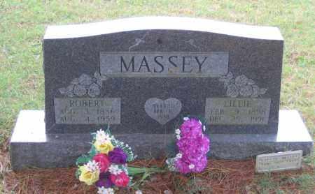 MASSEY, LILLIE - Lawrence County, Arkansas | LILLIE MASSEY - Arkansas Gravestone Photos