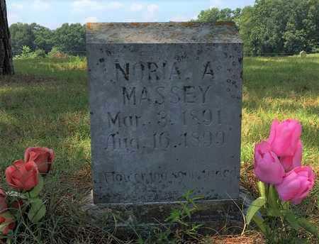 MASSEY, NORIA A. - Lawrence County, Arkansas | NORIA A. MASSEY - Arkansas Gravestone Photos