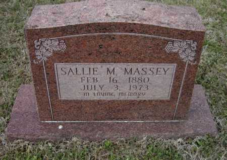 MASSEY, SALLIE MAY - Lawrence County, Arkansas | SALLIE MAY MASSEY - Arkansas Gravestone Photos