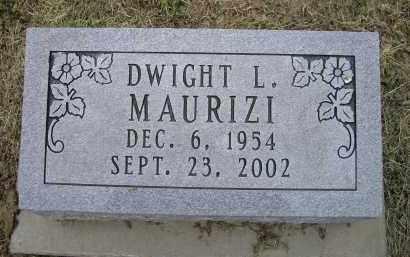 MAURIZI, DWIGHT L. - Lawrence County, Arkansas | DWIGHT L. MAURIZI - Arkansas Gravestone Photos