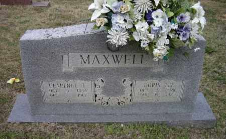 MAXWELL, CLARENCE THEODORE - Lawrence County, Arkansas | CLARENCE THEODORE MAXWELL - Arkansas Gravestone Photos