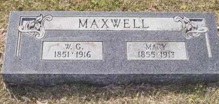 MAXWELL, WILLIAM G. - Lawrence County, Arkansas | WILLIAM G. MAXWELL - Arkansas Gravestone Photos