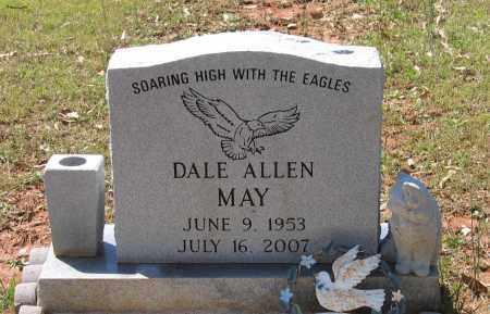 MAY, DALE ALLEN - Lawrence County, Arkansas   DALE ALLEN MAY - Arkansas Gravestone Photos