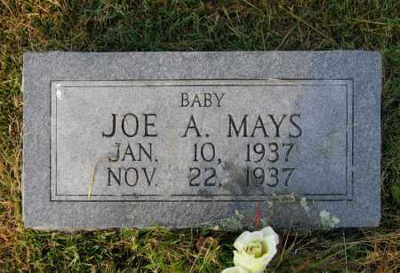 MAYS, JOE A. - Lawrence County, Arkansas | JOE A. MAYS - Arkansas Gravestone Photos