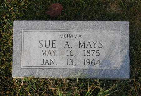 MAYS, SUE ALBA - Lawrence County, Arkansas | SUE ALBA MAYS - Arkansas Gravestone Photos