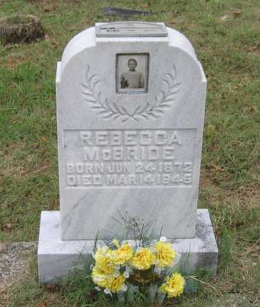 MCBRIDE, MARGARET REBECCA - Lawrence County, Arkansas | MARGARET REBECCA MCBRIDE - Arkansas Gravestone Photos