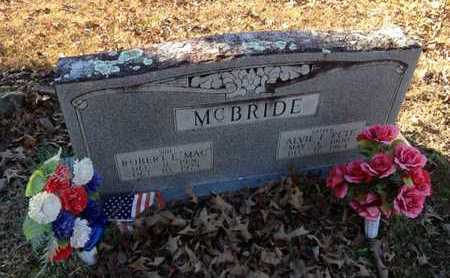 "MCBRIDE, ALVIE FRANKLIN ""PETE"" - Lawrence County, Arkansas 