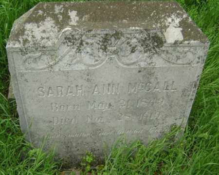 MOSELEY RANEY, SARAH ANN - Lawrence County, Arkansas | SARAH ANN MOSELEY RANEY - Arkansas Gravestone Photos