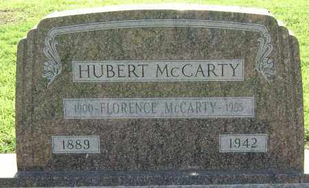 MCCARTY, FLORENCE - Lawrence County, Arkansas | FLORENCE MCCARTY - Arkansas Gravestone Photos