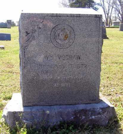 MCCRAW, WILLIAM - Lawrence County, Arkansas | WILLIAM MCCRAW - Arkansas Gravestone Photos