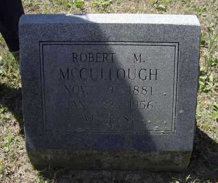MCCULLOUGH, ROBERT MOSES - Lawrence County, Arkansas | ROBERT MOSES MCCULLOUGH - Arkansas Gravestone Photos