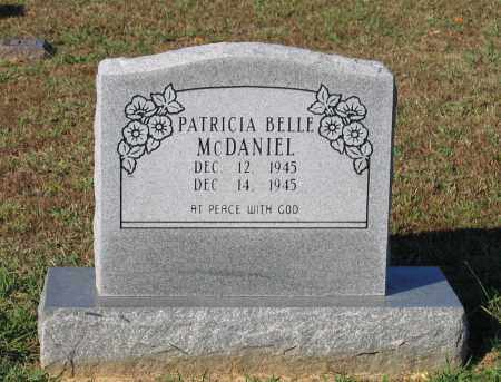 MCDANIEL, PATRICIA BELLE - Lawrence County, Arkansas | PATRICIA BELLE MCDANIEL - Arkansas Gravestone Photos