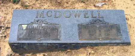 MCDOWELL, MINNIE M. - Lawrence County, Arkansas | MINNIE M. MCDOWELL - Arkansas Gravestone Photos
