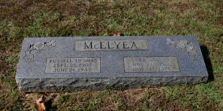 MCELYEA, VERA - Lawrence County, Arkansas | VERA MCELYEA - Arkansas Gravestone Photos