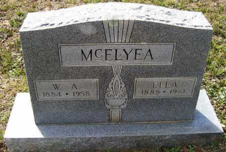 "RICHEY MCELYEA, FRANCES ELLA ""MISS ELLER"" - Lawrence County, Arkansas 