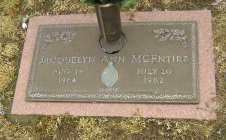 MCENTIRE, JACQUELYN ANN - Lawrence County, Arkansas | JACQUELYN ANN MCENTIRE - Arkansas Gravestone Photos