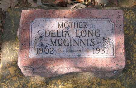 MCGINNIS, DELIA - Lawrence County, Arkansas   DELIA MCGINNIS - Arkansas Gravestone Photos