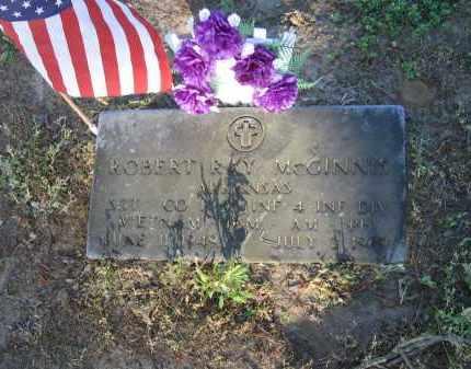 MCGINNIS (VETERAN VIET, KIA), ROBERT RAY - Lawrence County, Arkansas | ROBERT RAY MCGINNIS (VETERAN VIET, KIA) - Arkansas Gravestone Photos