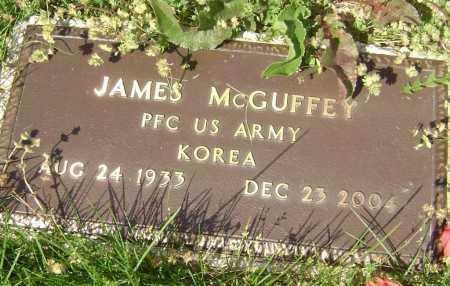 MCGUFFEY (VETERAN KOR), JAMES - Lawrence County, Arkansas | JAMES MCGUFFEY (VETERAN KOR) - Arkansas Gravestone Photos