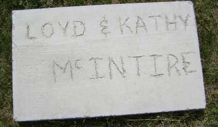 MCINTIRE, KATHY - Lawrence County, Arkansas | KATHY MCINTIRE - Arkansas Gravestone Photos