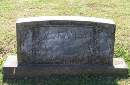 MCKAMEY, ABB - Lawrence County, Arkansas   ABB MCKAMEY - Arkansas Gravestone Photos