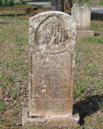 MCKAMEY, EMILY J. - Lawrence County, Arkansas   EMILY J. MCKAMEY - Arkansas Gravestone Photos