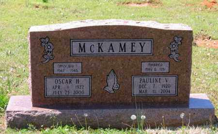 LAWS MCKAMEY, PAULINE VIRGINIA - Lawrence County, Arkansas | PAULINE VIRGINIA LAWS MCKAMEY - Arkansas Gravestone Photos