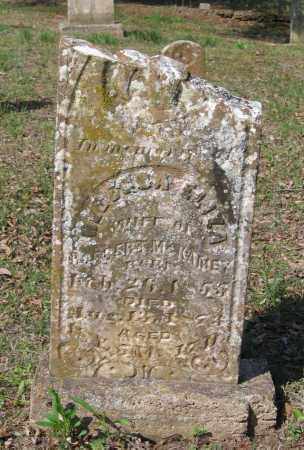 BRAGG MCKAMEY, REBECCA ELIZA - Lawrence County, Arkansas   REBECCA ELIZA BRAGG MCKAMEY - Arkansas Gravestone Photos