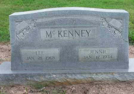 SIGLER MCKENNEY, JENNIE J. - Lawrence County, Arkansas | JENNIE J. SIGLER MCKENNEY - Arkansas Gravestone Photos