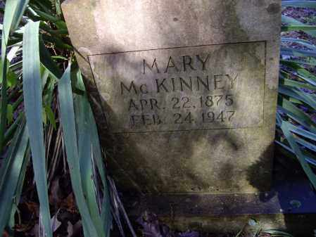 KING MCKINNEY, MARY FRANCES - Lawrence County, Arkansas | MARY FRANCES KING MCKINNEY - Arkansas Gravestone Photos