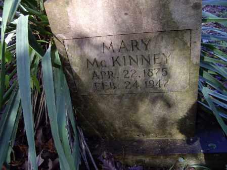 KING MCKINNEY, MARY FRANCES - Lawrence County, Arkansas   MARY FRANCES KING MCKINNEY - Arkansas Gravestone Photos