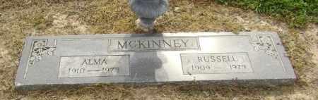 MCKINNEY, RUSSELL - Lawrence County, Arkansas | RUSSELL MCKINNEY - Arkansas Gravestone Photos