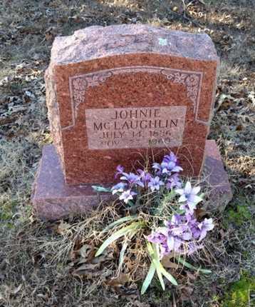 MCLAUGHLIN, JOHNIE ZELMA - Lawrence County, Arkansas | JOHNIE ZELMA MCLAUGHLIN - Arkansas Gravestone Photos