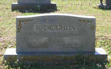 BUTLER MCLAUGHLIN, ROSETTA - Lawrence County, Arkansas | ROSETTA BUTLER MCLAUGHLIN - Arkansas Gravestone Photos