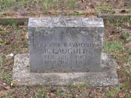 MCLAUGHLIN, ROBERT RAYMOND - Lawrence County, Arkansas | ROBERT RAYMOND MCLAUGHLIN - Arkansas Gravestone Photos
