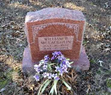 MCLAUGHLIN, WILLIAM BUTLER - Lawrence County, Arkansas | WILLIAM BUTLER MCLAUGHLIN - Arkansas Gravestone Photos