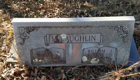 MCLAUGHLIN, WILLIAM JACKSON - Lawrence County, Arkansas | WILLIAM JACKSON MCLAUGHLIN - Arkansas Gravestone Photos
