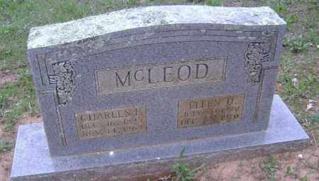 MCLEOD, ELLEN - Lawrence County, Arkansas | ELLEN MCLEOD - Arkansas Gravestone Photos