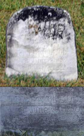 MCLEOD, HARRIET ELIZABETH - Lawrence County, Arkansas | HARRIET ELIZABETH MCLEOD - Arkansas Gravestone Photos