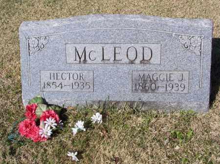 "DAVIS MCLEOD, MARGARET JANE ""MAGGIE"" - Lawrence County, Arkansas | MARGARET JANE ""MAGGIE"" DAVIS MCLEOD - Arkansas Gravestone Photos"
