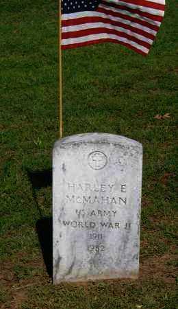 MCMAHAN (VETERAN WWII), CHARLEY E. - Lawrence County, Arkansas | CHARLEY E. MCMAHAN (VETERAN WWII) - Arkansas Gravestone Photos