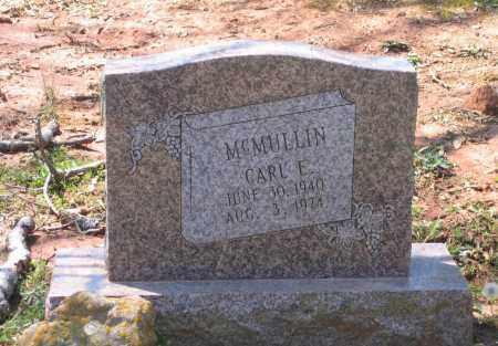 MCMULLIN, CARL E. - Lawrence County, Arkansas   CARL E. MCMULLIN - Arkansas Gravestone Photos