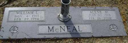 MCNEAL, ALENE M. - Lawrence County, Arkansas | ALENE M. MCNEAL - Arkansas Gravestone Photos