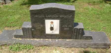 MCQUAY, TAYLOR LANDEN - Lawrence County, Arkansas | TAYLOR LANDEN MCQUAY - Arkansas Gravestone Photos