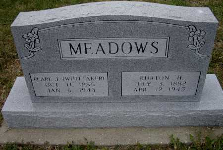 MEADOWS, PEARL JANE - Lawrence County, Arkansas | PEARL JANE MEADOWS - Arkansas Gravestone Photos