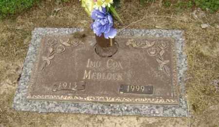 MEDLOCK, IMO - Lawrence County, Arkansas   IMO MEDLOCK - Arkansas Gravestone Photos