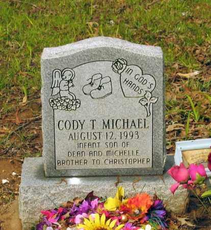 CROSS, CODY T. MICHAEL - Lawrence County, Arkansas | CODY T. MICHAEL CROSS - Arkansas Gravestone Photos