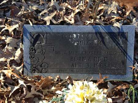 MILGRIM, BILLY JOE - Lawrence County, Arkansas | BILLY JOE MILGRIM - Arkansas Gravestone Photos