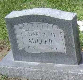 "MILLER, CHARLES DAVID ""CHARLIE D."" - Lawrence County, Arkansas 