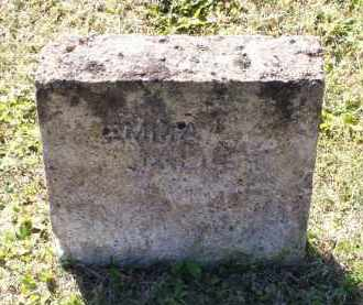 MILLER, EMMA - Lawrence County, Arkansas   EMMA MILLER - Arkansas Gravestone Photos